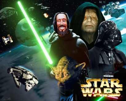 Jesus Star Wars